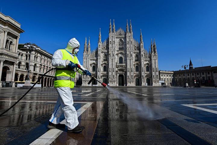Már decemberben megjelenhetett a koronavírus Olaszországban
