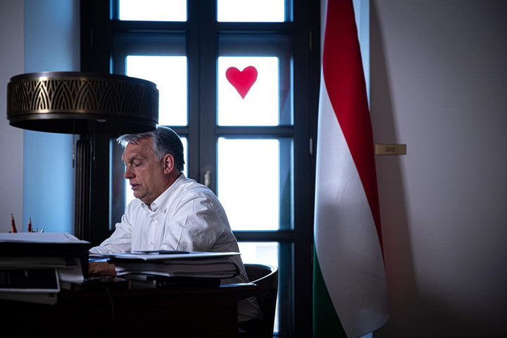 Orbán Viktor levélben köszöntötte Novotny Zoltánt