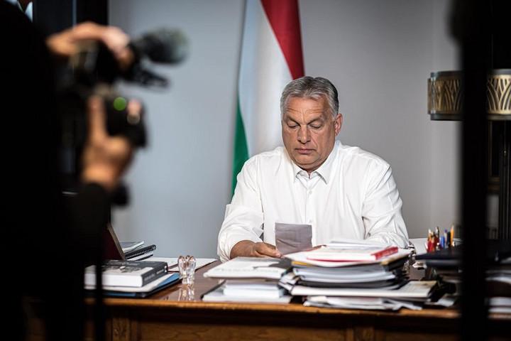 Orbán Viktor: Büszkék vagyunk a magyar katonákra