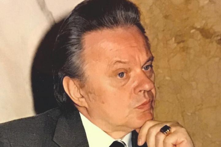 Elhunyt Petrik Ferenc