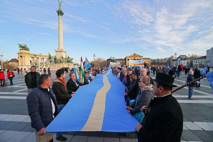 Jövő hétvégén folytatódhat a Székely Nemzeti Tanács aláírásgyűjtése