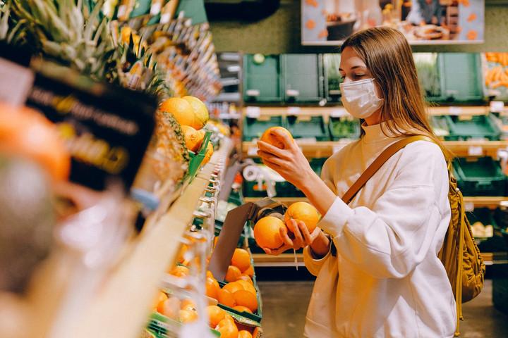 Áprilisban csökkent a kiskereskedelmi forgalom
