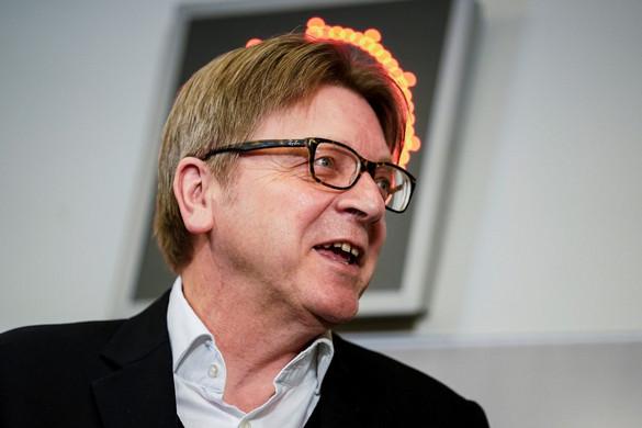 Szijjártó: Guy Verhofstadt rosszindulatú, kártékony ember