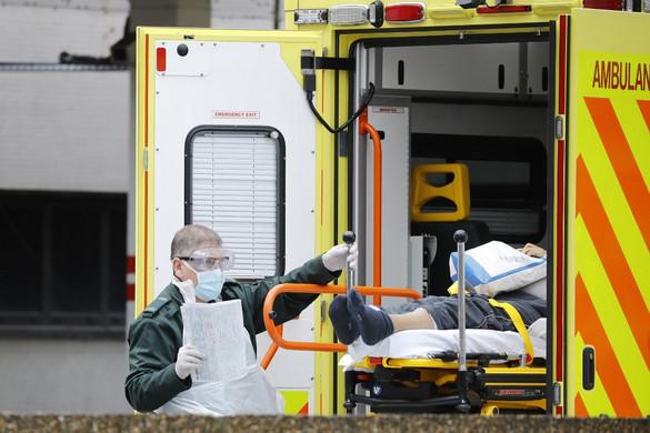 Átlépte a tizenötezret a járvány halálos áldozatainak száma Nagy-Britanniában