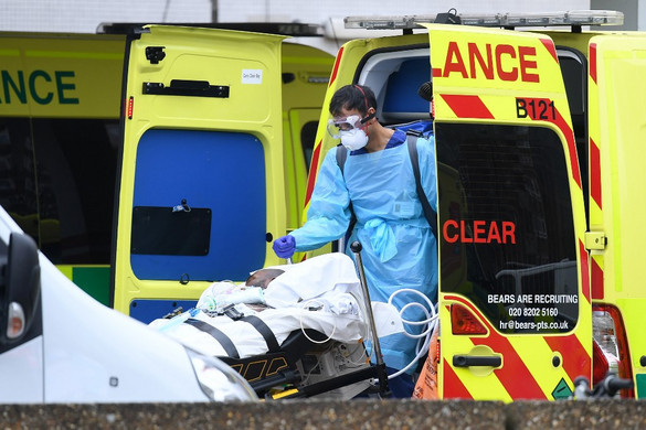 Az Egyesült Királyságot érintheti legsúlyosabban a járvány Európában