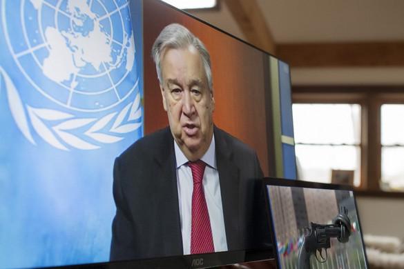 Az ENSZ főtitkára szerint támogatni kell az Egészségügyi Világszervezetet