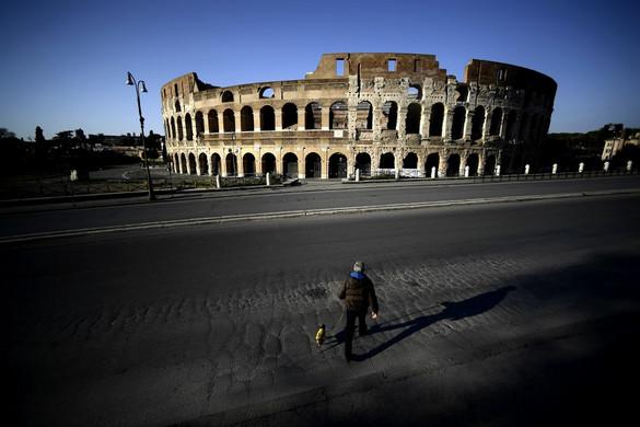 Többszörösére becsülik a fertőzöttek valós számát Olaszországban