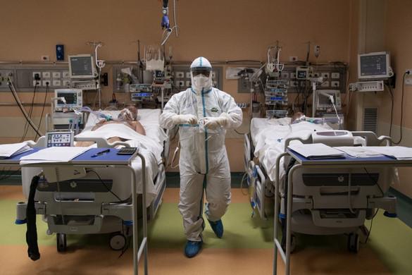 Az olasz kormány elvesztette a koronavírus-járvány feletti ellenőrzését