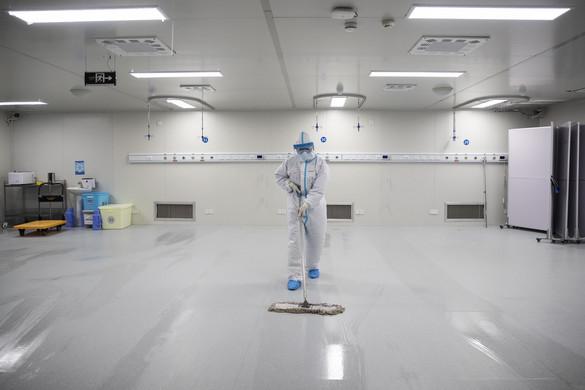 Elhagyta a kórházat az utolsó fertőzött páciens Vuhanban