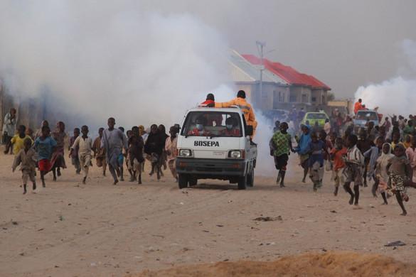 Hihetetlen mértékű pusztítást okozhat a koronavírus-járvány Afrikában