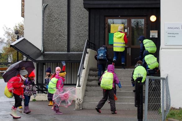 Újranyitották az iskolákat Norvégiában