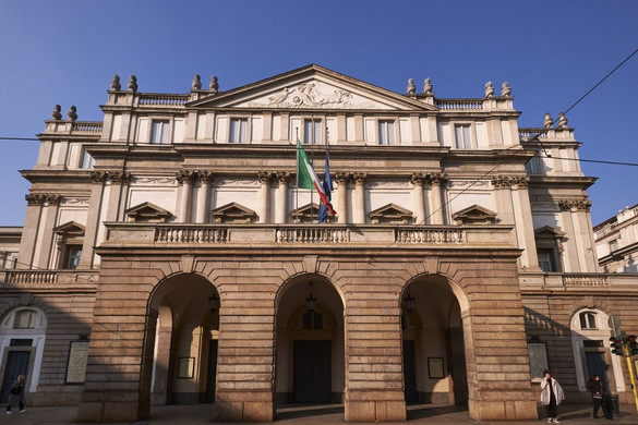 Virtuálisan lehet bejárni a milánói Scalát