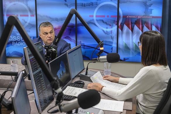 Orbán Viktor: Senkiről sem mondunk le