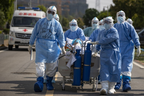 Több mint kétmillió a regisztrált fertőzöttek száma a világban