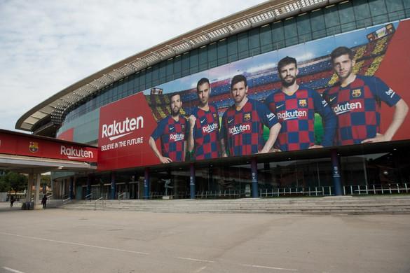A lemondások után átszervezték a vezetőséget az FC Barcelonánál