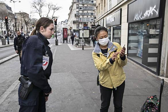 Hazugságok és harag a franciáknál