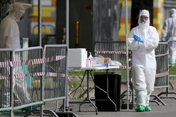 Egy hét óta először csökkent 500 alá a járvány napi áldozatainak száma Olaszországban