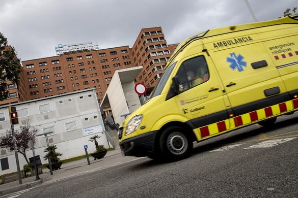 Százezer felett van a fertőzöttek száma Spanyolországban