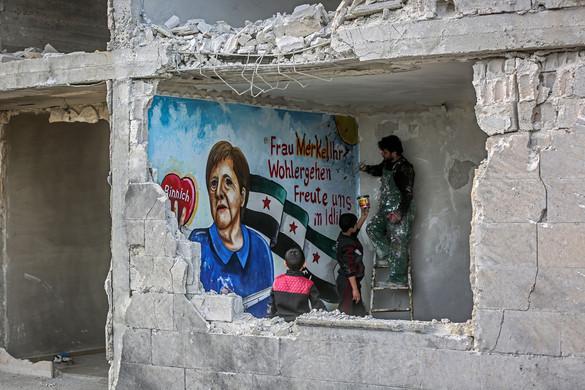 """Alakul Szíria saját """"gázai övezete"""""""
