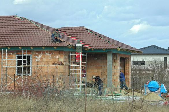A magyar munkaerő visszaáramlása az építőiparban ellensúlyozhatja a vírus okozta következményeket