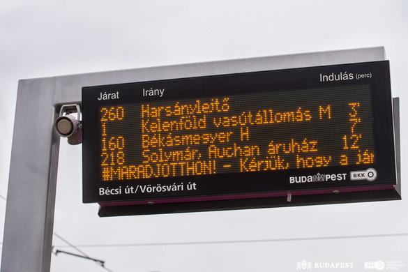 Hétfőtől újra a tanszüneti menetrend lesz érvényben Budapesten