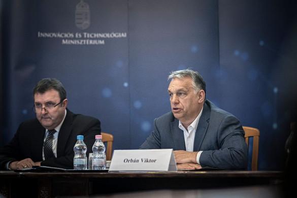 Orbán Viktor a hazai gyógyszergyártásról egyeztetett