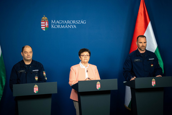 Magyarország még a járvány felszálló ágában van