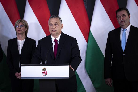 Orbán Viktor: Indul a gazdaságvédelmi akcióterv második szakasza
