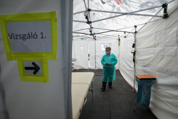 Meghaladta a kétezret a hazánkban beazonosított fertőzöttek száma