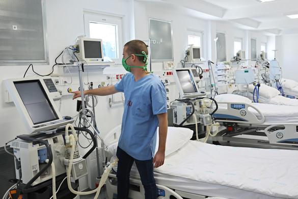 XXI. Század Intézet: Magyarország európai éllovas a járványkezelésben