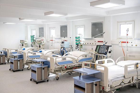 A magyarok négyötöde támogatja a kórházak jelenlegi felkészítését