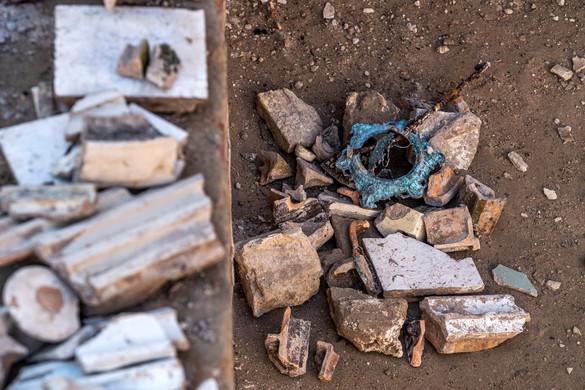 Újabb értékes régészeti leletekre bukkantak a Várban