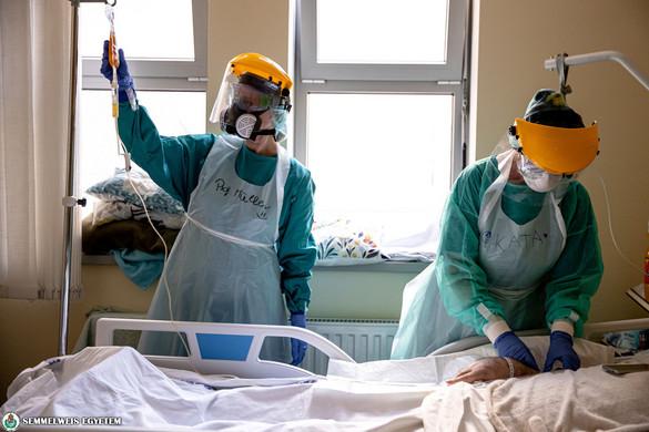 Egyre több koronavírusos beteg gyógyul meg Magyarországon