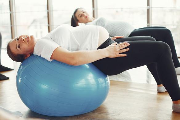 Várandósan is érdemes beiktatni életünkbe a testmozgást