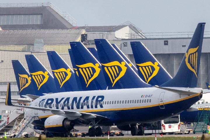 Háromezer munkavállalójától válik meg a Ryanair