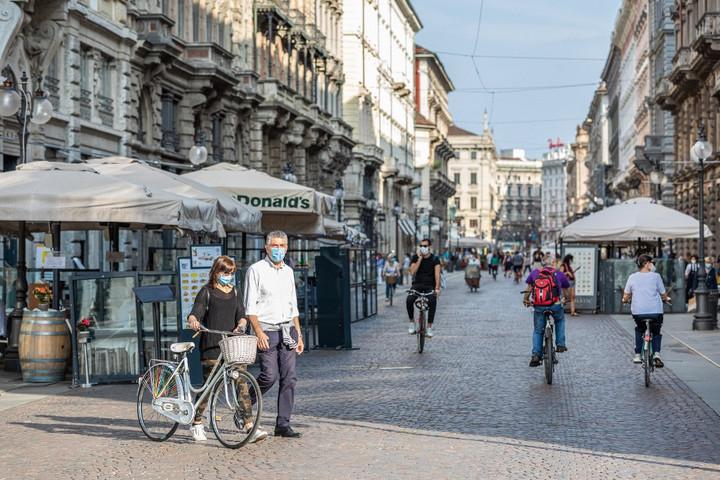Olaszországban már közel kétszer annyi a gyógyult, mint az aktív fertőzött