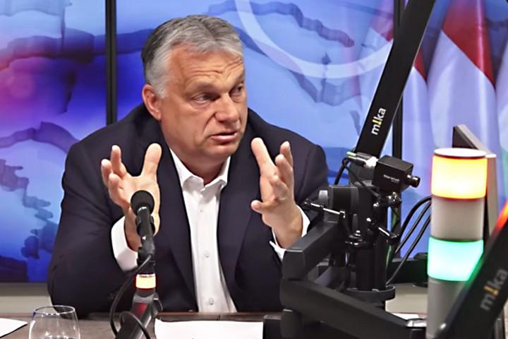 Orbán Viktor: Minden illegális bevándorló biológiai fenyegetést jelent