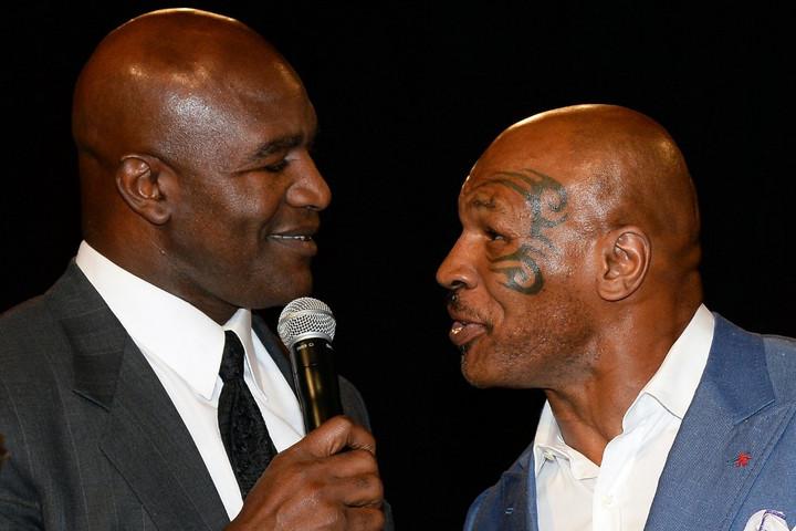Holyfield kész megküzdeni Tysonnal