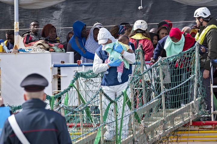 Új erőre kapott a földközi-tengeri migráció