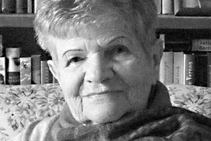 Elhunyt Borbás Mária műfordító