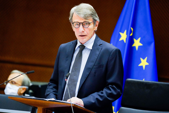 Sassoli: Az EP elégedett a megállapodással