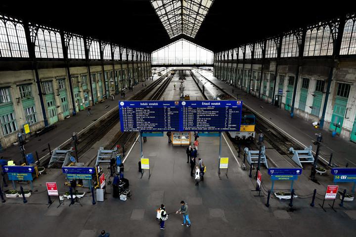 Szeptemberre megnyílik a Nyugati pályaudvar felújított vágánycsarnoka