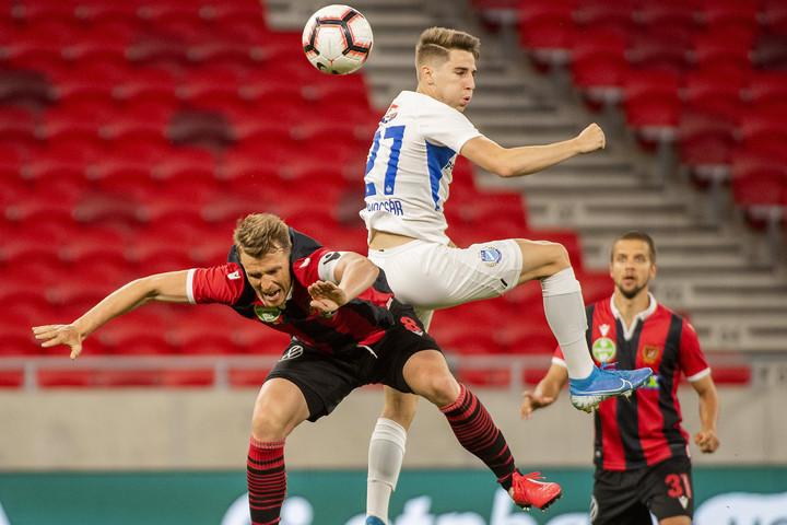 A Honvéd büntetőkkel jutott be a Magyar Kupa döntőjébe
