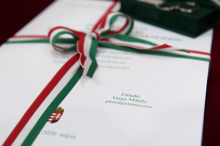 Újabb gazdaságvédelmi intézkedések alapozzák meg a jövő évi költségvetést