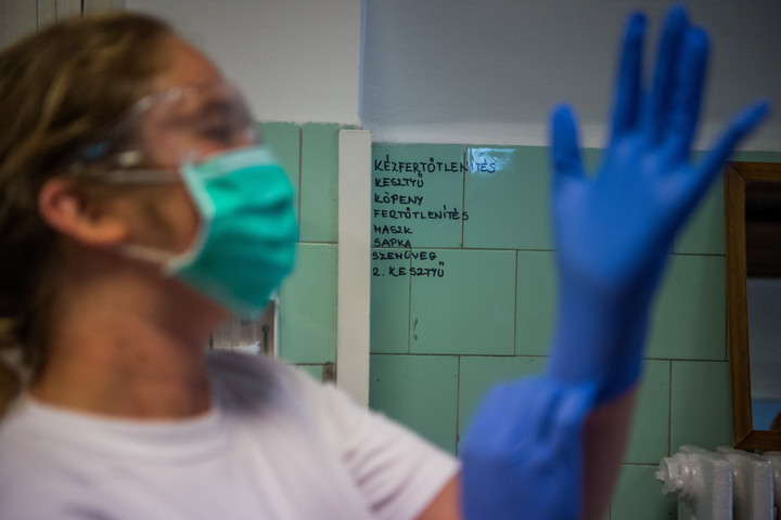 Hazánkban 1143 az aktív koronavírus-fertőzöttek száma