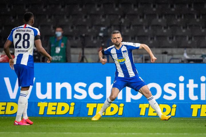 A Hertha kiütötte az Uniont a berlini rangadón