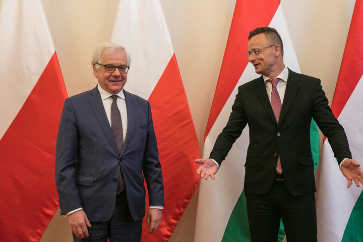 Magyarország és Lengyelország minden támogatást megad egymásnak