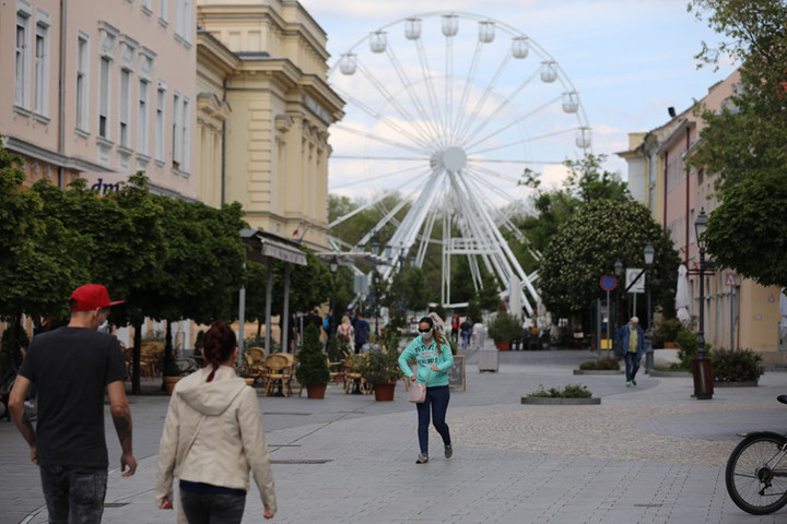 1176-tal nőtt a fertőzöttek száma Magyarországon