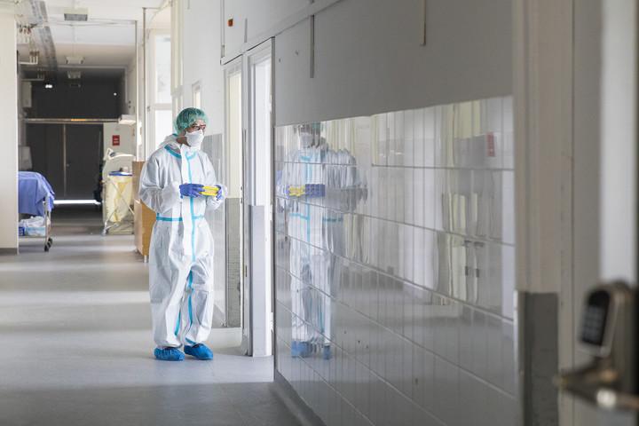 Az aktív fertőzöttek 45 százaléka budapesti