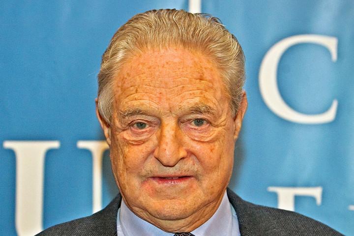 Soros ismét vádaskodik és diktatúrát kiált